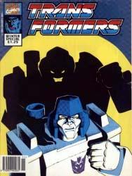 Original UK G1 Comics 1993win