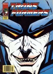 Original UK G1 Comics 1994hol