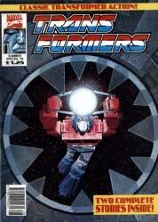 Original UK G1 Comics 1994sum