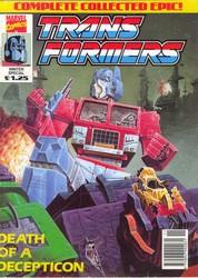 Original UK G1 Comics 1994win