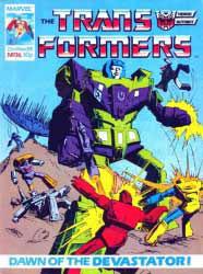 Original UK G1 Comics Uk036
