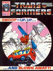Original UK G1 Comics Uk076