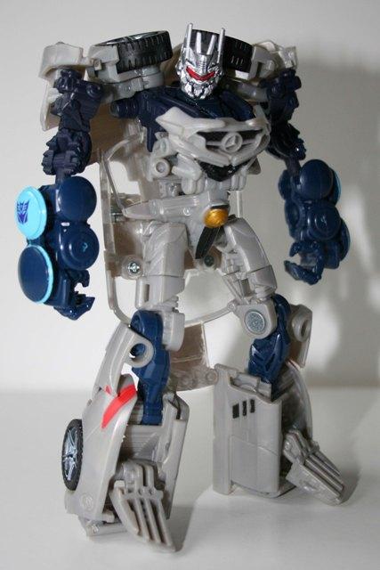 Transformers Dark Of The Moon Deluxe Soundwave   www ...