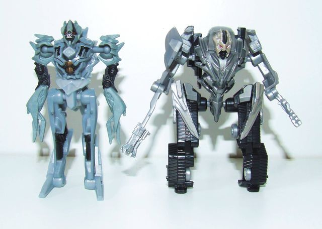 Image Gallery 2007 megatron toy